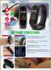 M4 Smart Fitness Band