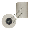 Paper White Toilet Roll 250 Pulls, Gsm: 80 - 120