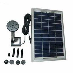 Mini Solar Water Pump