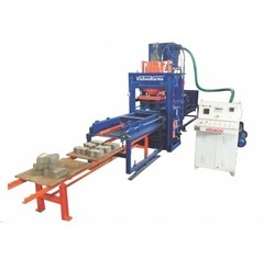 Interlocking Paver Block Hydraulic Press Machine