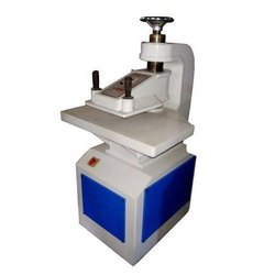 Manual Bag Punching Making Machine