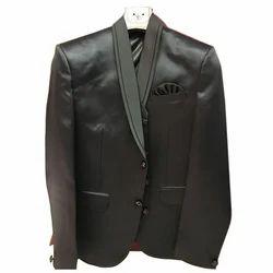 34-44 Black Mens Corporate Suit