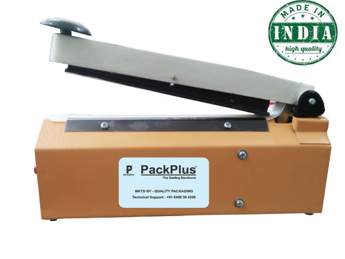 Pack Plus Hand Sealing Machine 8 Inch Sheet Body With Double Copper  Transformer