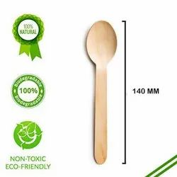 140 Mm Wooden Spoon