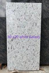White Galaxy Granite, Thickness: 20-25 mm