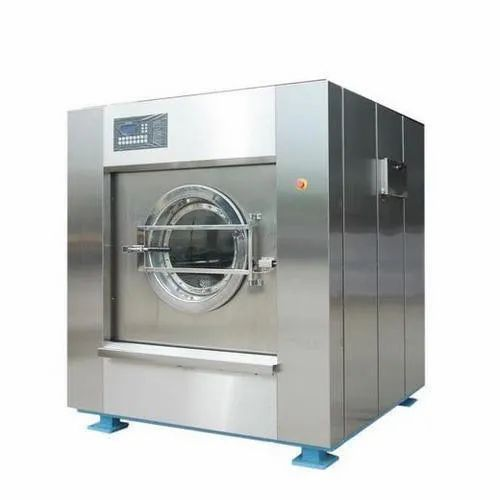 25 Kg Commercial Washing Machine At Rs 150000 Piece: Semi-automatic Front Loading Hotel Laundry Washing Machine