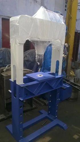 Manual Hydraulic Press