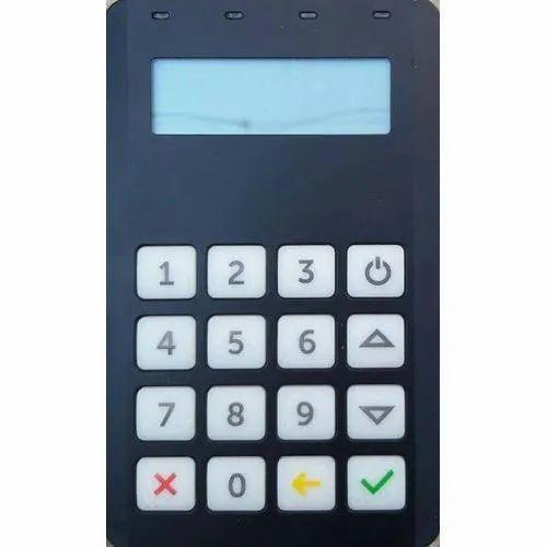 6-8 Inch Ongo Card Swipe Machine, Memory Size: 1 Gb, Windows, Android