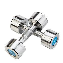 Presto Steel Ms Chrome Dumbbell ( New Design)