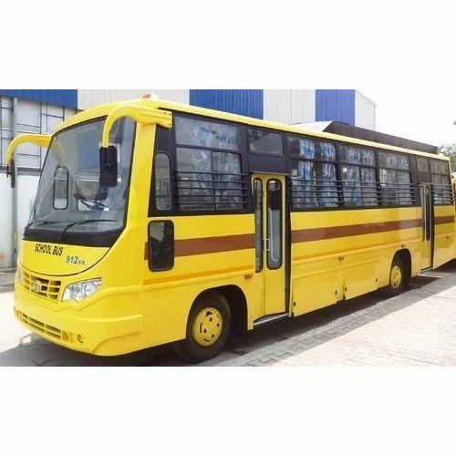 School Bus Double Door | Motor & General Sales Private