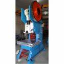 C Type Mechanical Power Press