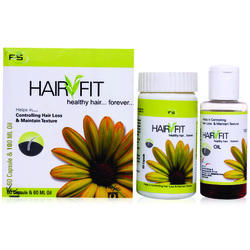 Hair Fit Herbal Hair Oil
