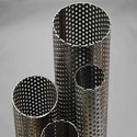 Titanium Perforated Coils