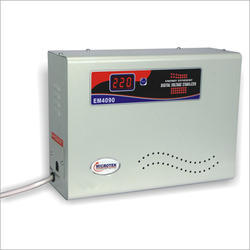 Single Phase Microtek Voltage Stabilizer