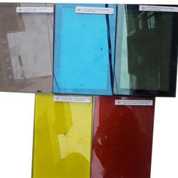 Colored Glass Insulated