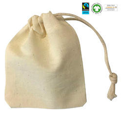 organic cotton drawstring bags