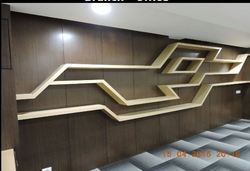Amazing Office Wall Designing Service