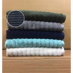 Plain Hotel Towels