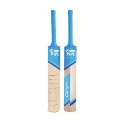 Cream IPL Promotional Bat, Size: Full