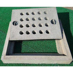Medium Duty Gully Grating Set