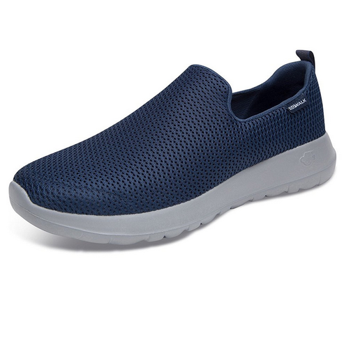 skechers navy shoes