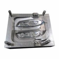Silver Automotive Plastic Moulding