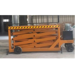 Electric Operated Scissor Lift