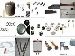 Water heater components