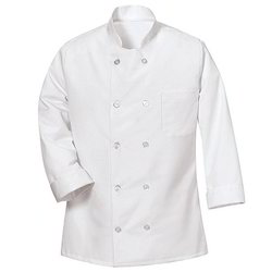 Cook Uniform with Collar