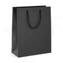 Laminated Black Paper Bag