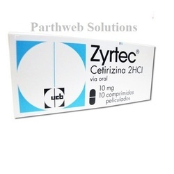Zyrtec 10mg Tablets
