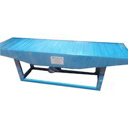 Interlocking Block Vibrating Table