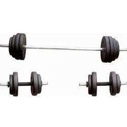 Rubber Adjustable Dumbbells Gym Dumbbell