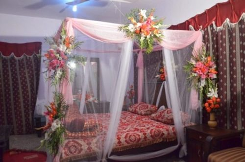 Wedding room flowers decoration honeymoon wedding flower wedding room decoration and flowers decoration junglespirit Choice Image