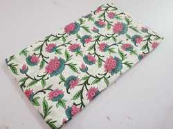Floral Print Cotton Fabric For Garment