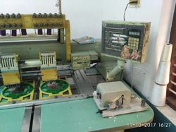 Tajima Brand Used Embroidery Machines