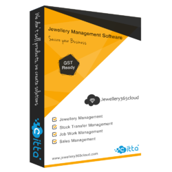Retail Jewellery Showroom Management Software