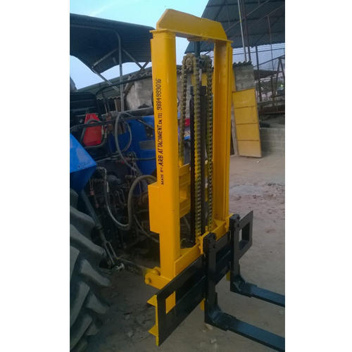 Tractor Forklift -full hydraulic, 10 feet height , 1 ton lift capacity
