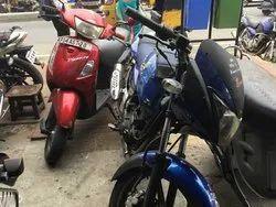 Yamaha Bike Repairing Service