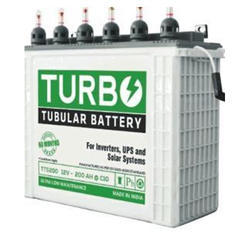Turbo Solar Battery C10