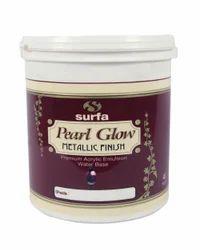 Pearl Glow Metallic Finish Acrylic Emulsion Paint
