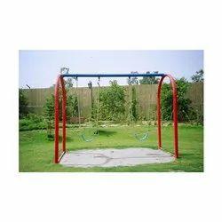 Children Double ARC Swing
