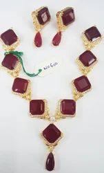 Stone Fashion Necklaces