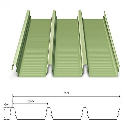 Bluescope Roofing Amp The Solarspan 174 Colour Range Has Been