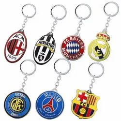 Football Club Keychains