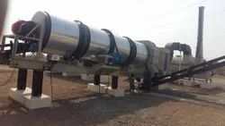 DM 65 Asphalt Drum Mix Plant