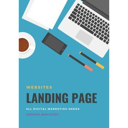 Landing Page Designing Service with 24*7 Support