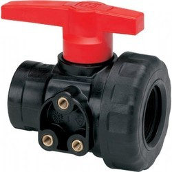Polypropylene Ball Valve