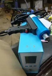 Hand Gun Ultrasonic Welding Machine