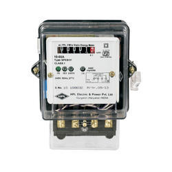 Single Phase Electrical Meter